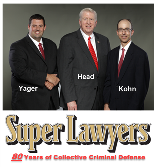 GA DUI Lawyers Cory Yager, Bubba Head, and Larry Kohn