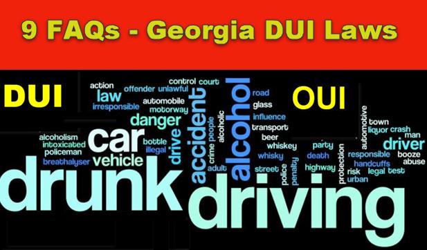 GA Drunk Driving