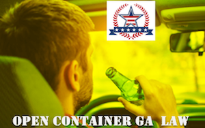 Open Container Law