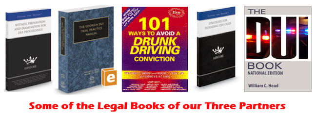 101 - The DUI Book