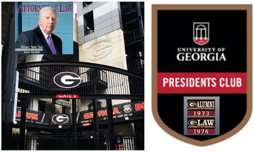 University of Georgia - President's Club
